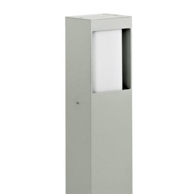 Traddel - Garden lighting peg - Stalk L - Lighting pole bi-emission - Aluminium grey - LS-LL-53985