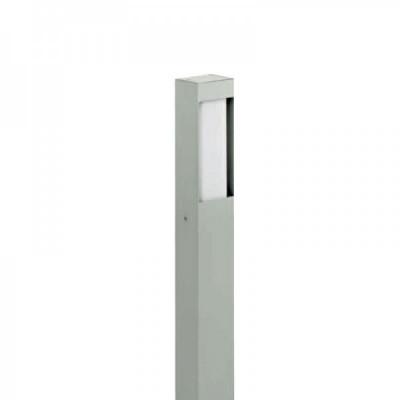 Traddel - Garden lighting peg - Stalk L - Lighting pole single emission - Aluminium grey - LS-LL-53885