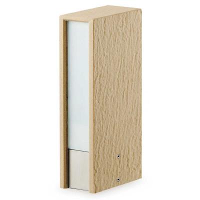 Traddel - Garden peg steplight - Rock M - Ground lighting fixture - Beige rock - LS-LL-60781