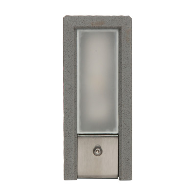 Traddel - Garden peg steplight - Rock S - Outdoor lamp