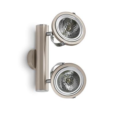 Traddel - Indoor adjustable projector - Sigma - 2 lights projector