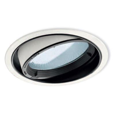 Traddel - Indoor adjustable projector - Unix Spot M - Adjustable projector - White RAL 9010 - LS-SK-56884