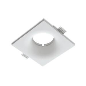 Traddel - Indoor recessed spotlights - Gypsum - Ceiling lamp round optic M - Gypsum - LS-LL-61370