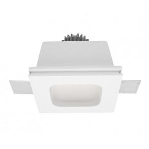 Traddel - Indoor recessed spotlights - Gypsum LED - Recessed spotlight - Gypsum -  - Natural white - 4000 K - 70°