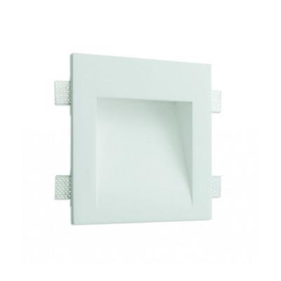 Traddel - Indoor recessed spotlights - Gypsum - Steplight L - Gypsum - LS-LL-60940
