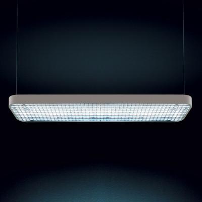 Traddel - Neox - Office lights - Neox - Dark light pendant lamp S - Embossed white - LS-SK-61654