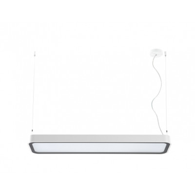 Traddel - Neox - Office lights - Neox Led - Office pendant lamp - Embossed white -  - Natural white - 4000 K - Diffused