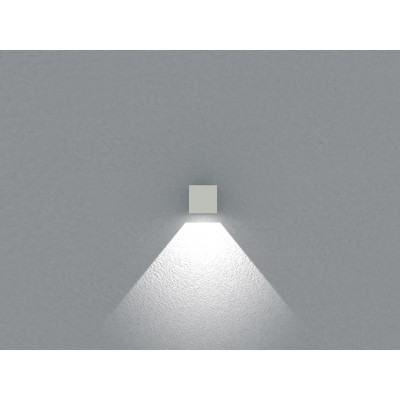 Traddel - Outdoor sconce - Dual - Outdoor wall lamp with single light emission