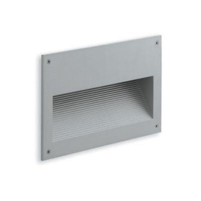 Traddel - Outdoor steplight - Insert M - Recessed steplight outdoor - Zirconium grey - LS-LL-61095