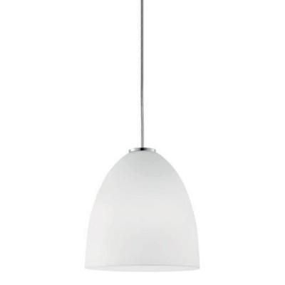 Traddel - Pendant Lamp - Elux - Adjustable designer luminaire - Chrome/Metallic grey - LS-LL-TR4350-35