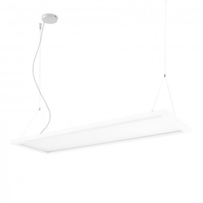 Traddel - Pendant Lamp - Matrix M - Indoor pendant lamp - Embossed white - LS-LL-51224
