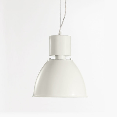 Traddel - Pendant Lamp - Mini Camp - Indoor pendant lamp - White RAL 9010 - LS-LL-59644