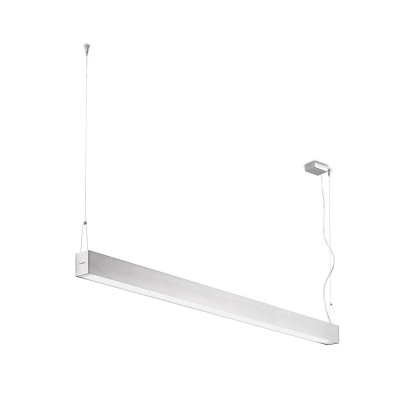 Traddel - Pendant Lamp - Profil C Complete Element M - Pendant - Anodized aluminium semi opaque - LS-LL-55535