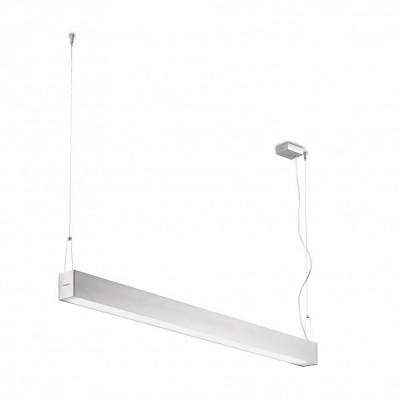 Traddel - Pendant Lamp - Profil C Complete Element S - Pendant - Anodized aluminium semi opaque - LS-LL-55475