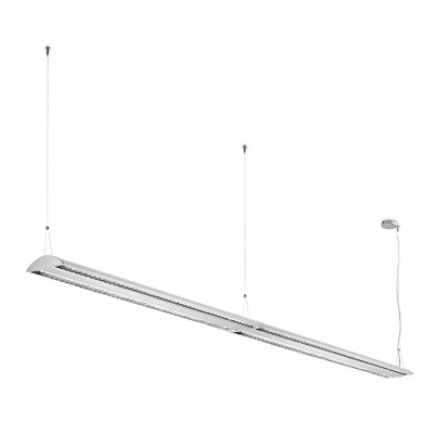 Traddel - Pendant Lamp - Reverse Down M - Dark light up/down emission