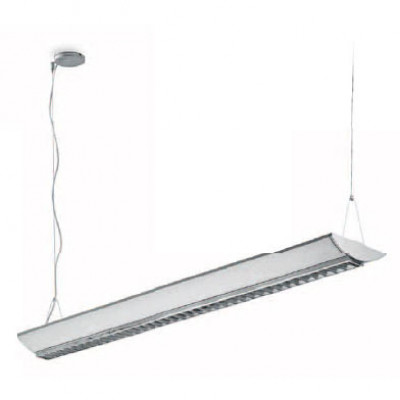 Traddel - Pendant Lamp - Reverse Up - Pendant lamp dark light - Anodized aluminium semi opaque - LS-LL-56565