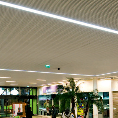 Traddel - Profil - Outline S - Recessed ceiling/wall