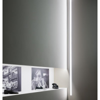 Traddel - Profilo incasso totale - Mini Outline LED - Recessed module 2005mm