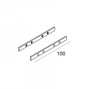 Traddel - Profilo incasso totale - Profile joint for Mini Outline