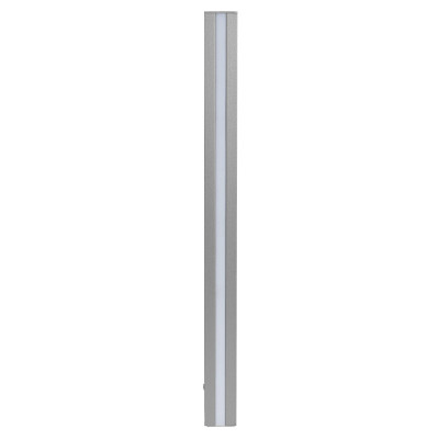 Traddel - Stick - Outdoor Lighting - Stick 2 - Outdoor lighting pole double emission 912mm - Zirconium grey -  - Warm white - 3000 K - Diffused