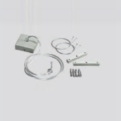 Traddel - Traddel accessories - Suspension kit Millenium - White RAL 9010 - LS-SK-52354