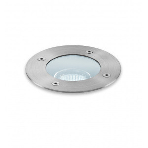 Traddel - Traddel spotlights - Texo 2 - Round adjustable spotlight - Stainless Steel - LS-LL-52901