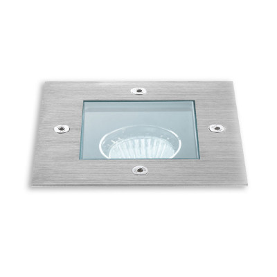 Traddel - Traddel spotlights - Texo 2 - Square adjustable spotlight - Stainless Steel - LS-LL-52951
