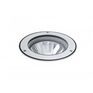 Traddel - Traddel spotlights - Texo Maxi - Outdoor recessed spotlight - Aluminium grey - LS-SK-57765