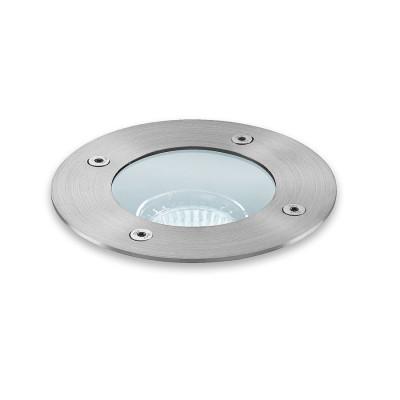 Traddel - Traddel spotlights - Texo - Round recessed spotlight - Stainless Steel - LS-LL-52601