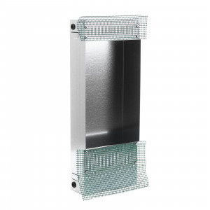 Traddel - Wall housing and outercasing - Outercasing for Wall model