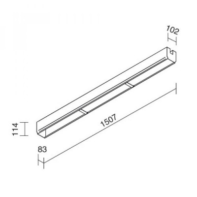 Traddel - Wall housing and outercasing - Wall housing per art. 60214 - 60215 - None - LS-LL-60250