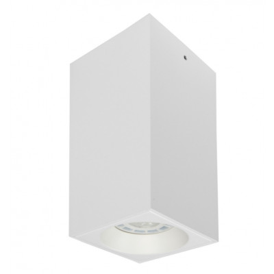 Traddel - Wall or ceiling light - Plik - Square ceiling lamp