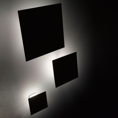Traddel - Wall or ceiling light - Simple S - Wall/ceiling plasterboard mounting