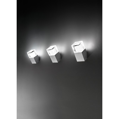 Traddel - Wall or ceiling outdoor lamp - I-Cube - Wall or ceiling light