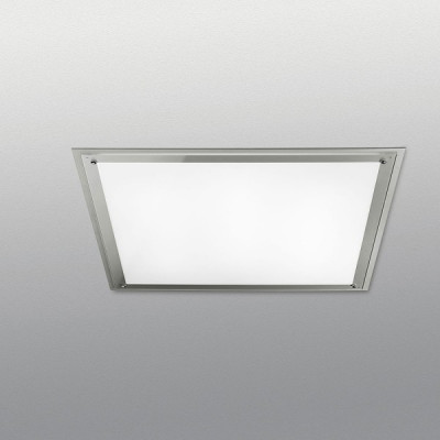 Traddel - Wall or ceiling recessed lamp - Millennium - Ceiling lamp 3 lights - Metallic grey - LS-SK-52375