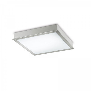 Traddel - Wall or ceiling recessed lamp - Millennium L - Recessed ceiling light square