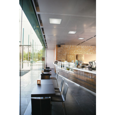 Traddel - Wall or ceiling recessed lamp - Millennium L - Recessed ceiling light square