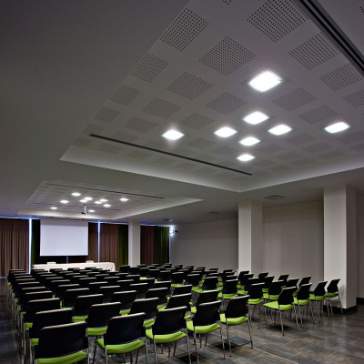 Traddel - Wall or ceiling recessed lamp - Oblò - Open recessed ceiling light
