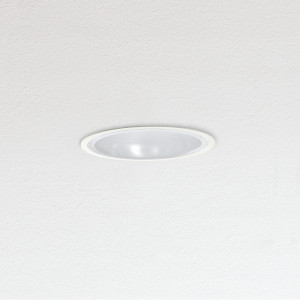 Traddel - Wall or ceiling recessed lamp - Oblò - Recessed ceiling light round polycarbonate diffuser