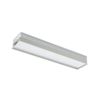 Traddel - Wall or ceiling recessed lamp - Unix S - Recessed ceiling lamp - White RAL 9010 - LS-SK-56874