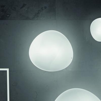 Vistosi - Balance - Balance AP M LED - Design wall light - Rust - LS-VI-PPBALAN0007GA3E