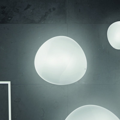 Vistosi - Balance - Balance AP M LED - Design wall light - Rust - LS-VI-PPBALAN0009J13E