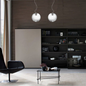 Vistosi - Bolle - Bolle SPG D2 - Two lights pendant lamp