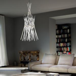 Vistosi - Diamond - Essence SP 5 - Modern chandelier