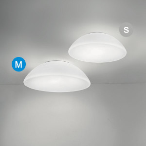 Vistosi - Dome - Infinita AP PL 53 LED - Design wall light or ceiling light