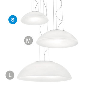 Vistosi - Dome - Infinita SP 36 LED - Dome shaped chandelier