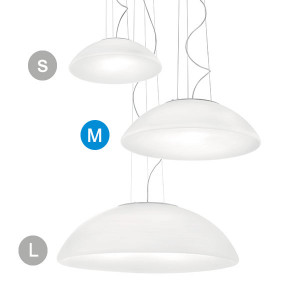 Vistosi - Dome - Infinita SP 53 LED - Dome shaped chandelier