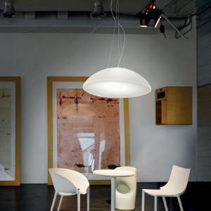 Vistosi - Dome - Infinita SP 80 - Dome shaped chandelier