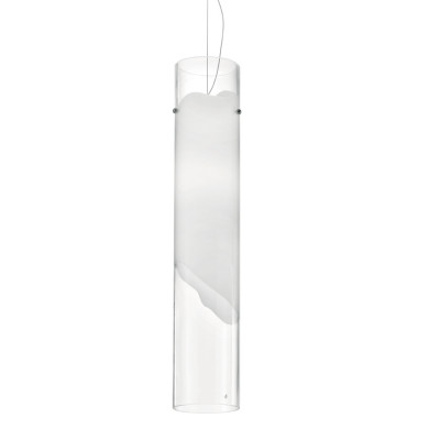 Vistosi - Lio - Lio SP 60 LED - Minimal chandelier - White - LS-VI-SPLIO0016CA2E - Super warm - 2700 K - Diffused