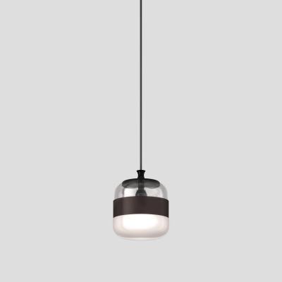 Vistosi - Retrò - Futura SP S - Design chandelier - Brown - LS-VI-SPFUTURPFUMA